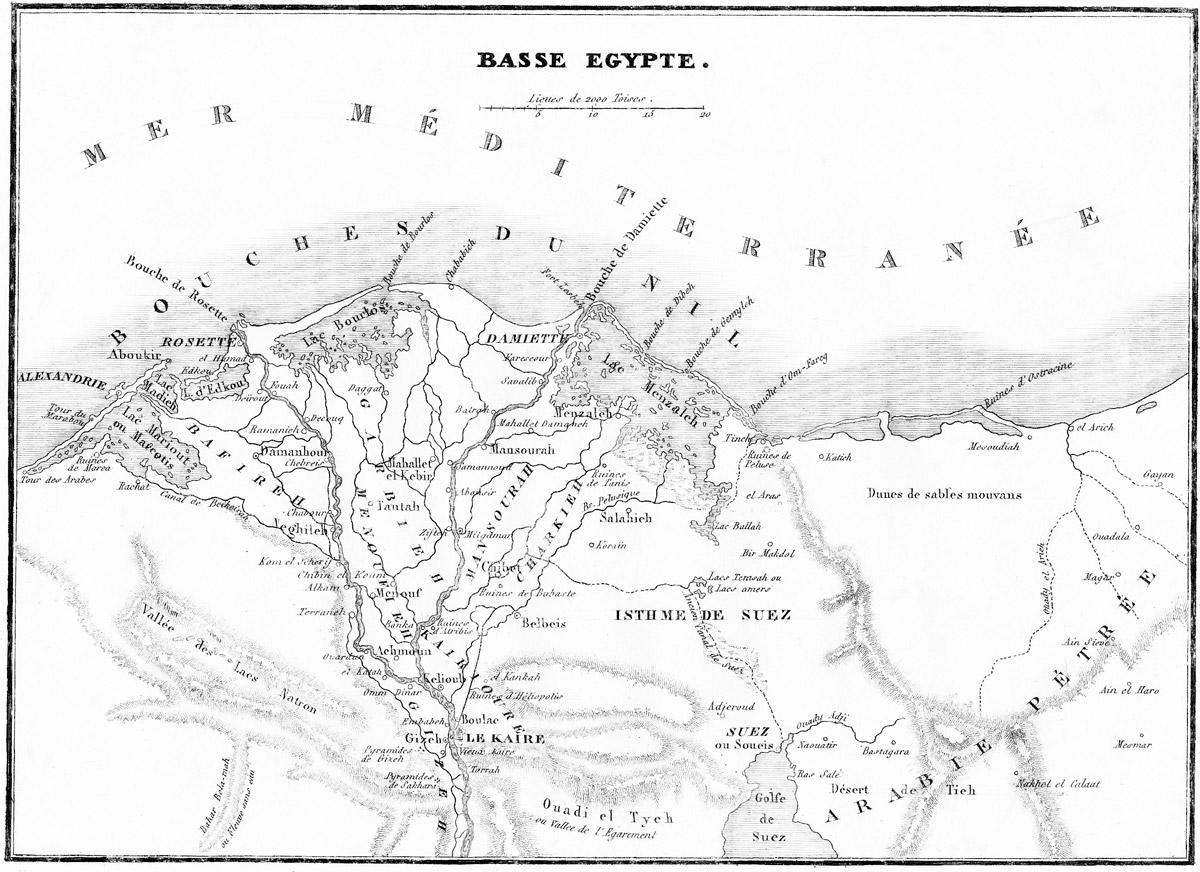 Maps Of Egypt Libya - Map of egypt delta