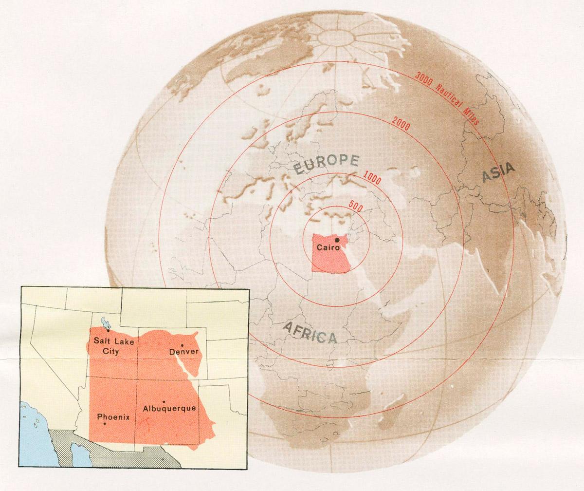 Egypt Map Pdf